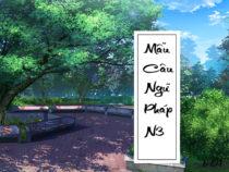 [ Mẫu câu ngữ pháp N3 ] Câu 34 : ~になれる ( Trở thành, trở nên )