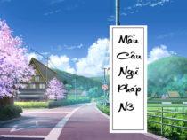 [ Mẫu câu ngữ pháp N3 ] Câu 11 : ~ばかり ( Chỉ toàn là )