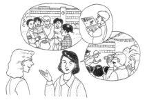 Bài 40  : 友達ができたかどうか、心配です ( Tôi không biết nó có kết bạn được với ai không? )